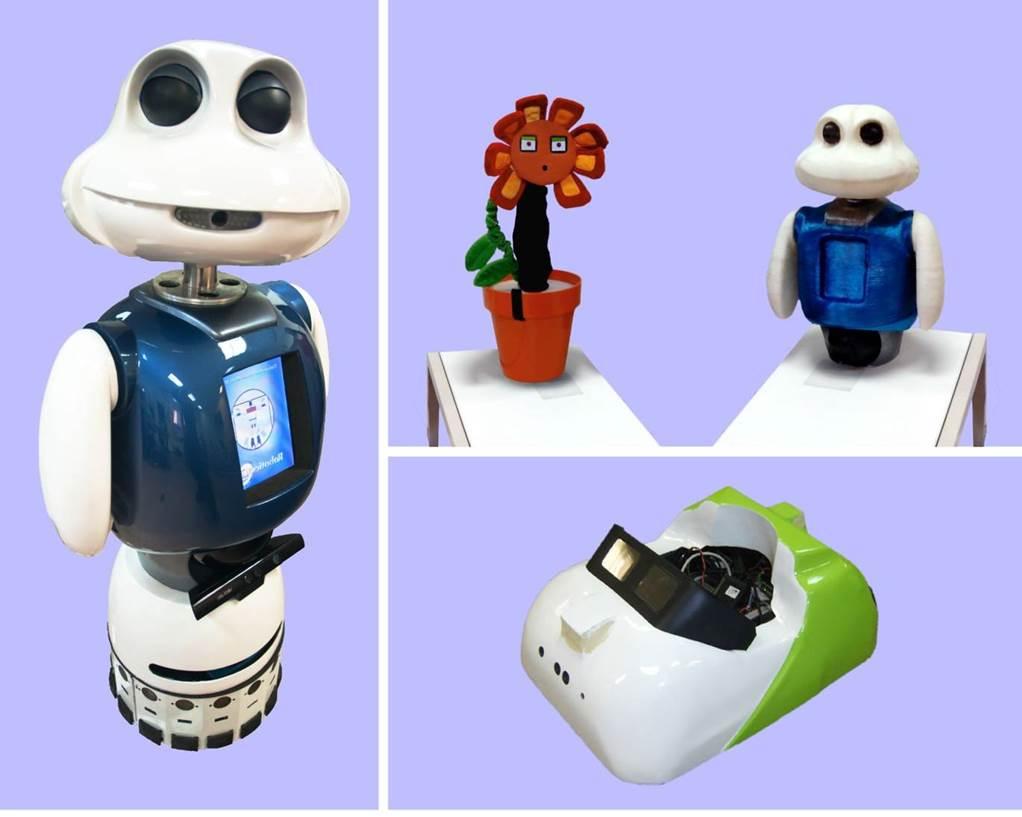 Applications of Social Robots | Robotics Lab - Where