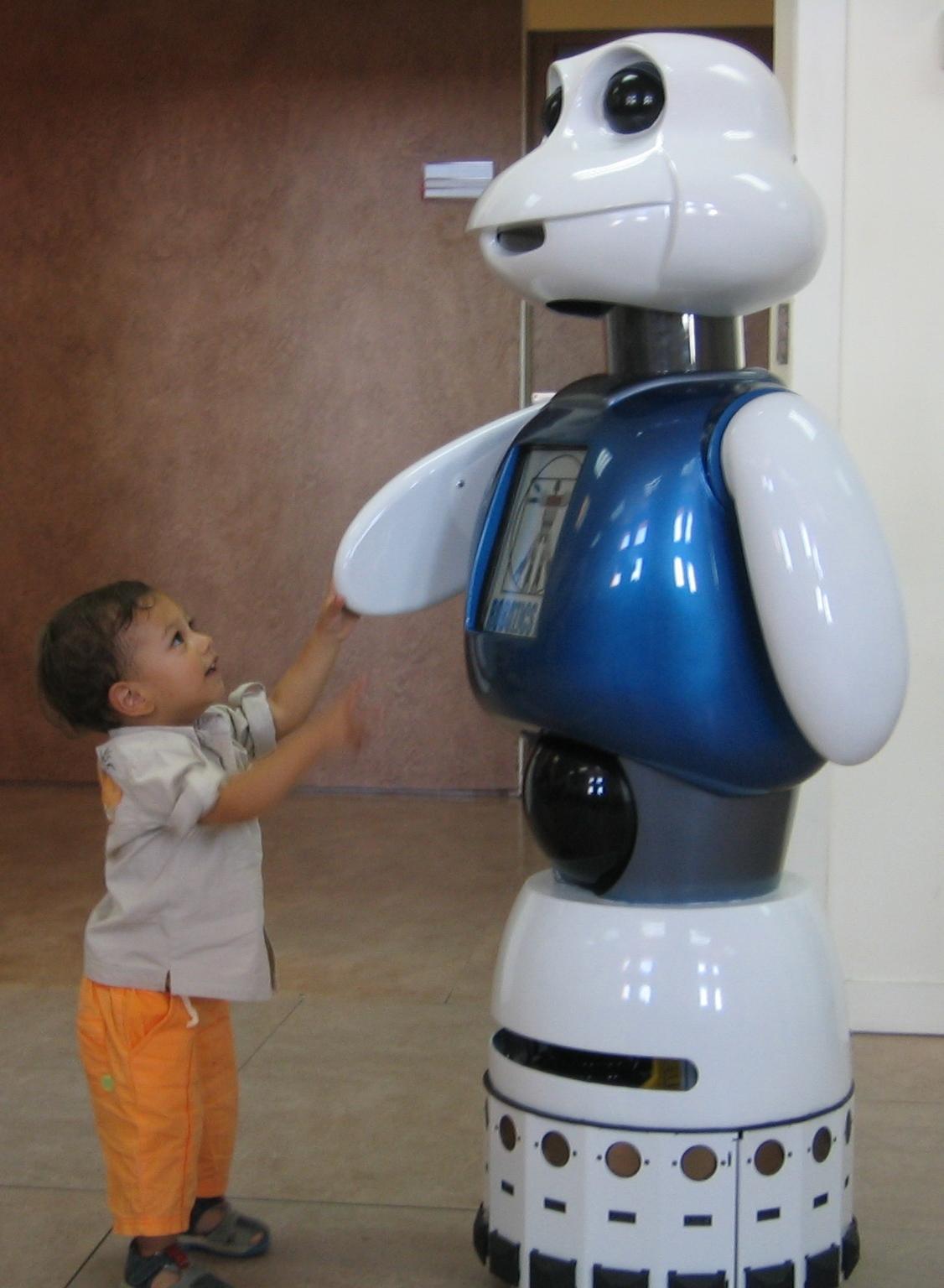 """Résultat de recherche d'images pour """"robot maggie"""""""